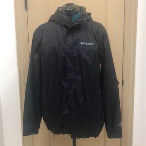 Columbia waterproof jacket with pants